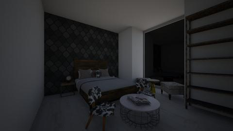 modern  - Bedroom  - by Eroomstyler
