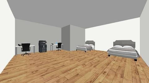 bathroom  - Bedroom  - by KingGrace
