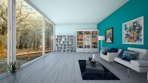 Home Library - Classic - by zosiawojcik