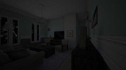 Living room view 5 c1 - Living room  - by Earvette