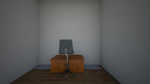 Ofiice study room - Office - by Allison Dame
