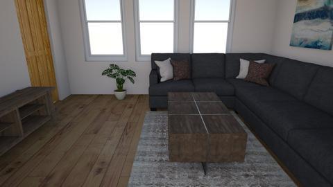 test living room - Living room  - by Draenna