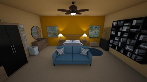 GD Michael - Bedroom  - by Rsvo64