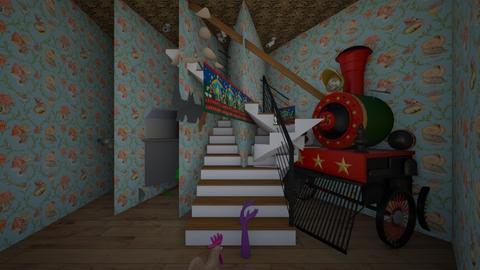 Masterpiece - Kids room - by LogicalShark