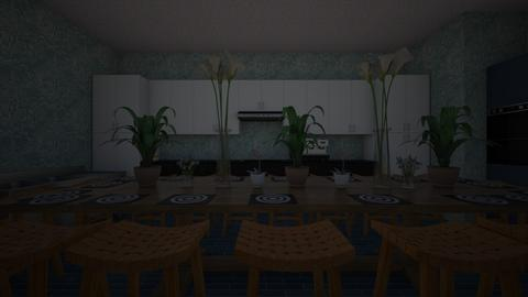 Kitchen And Dining - Kitchen  - by SunstarAquatic5Mountains