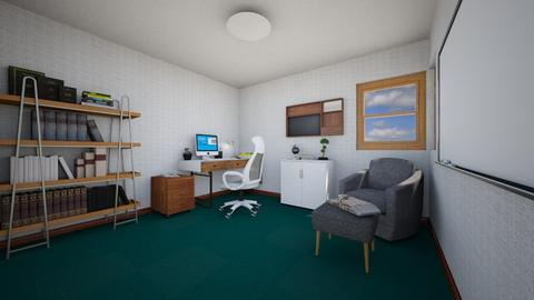 Small Office - Modern - Office - by Psweets