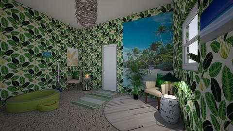 turtle room - by jade gere