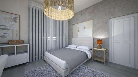 new room 2 - Bedroom  - by emiliabrooke