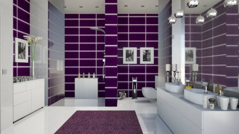 Family Bathroom - Bathroom  - by susilva
