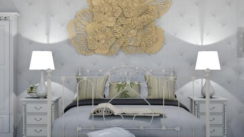 M_Detail2 - Eclectic - Bedroom  - by milyca8