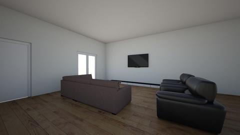 huis - Living room - by daanenmau