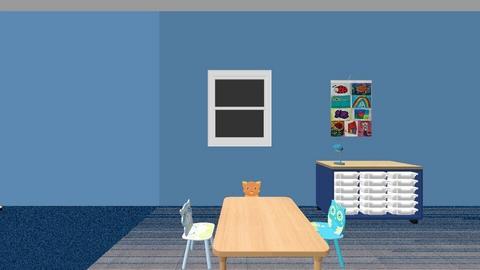 monifah - Kids room  - by Draw365