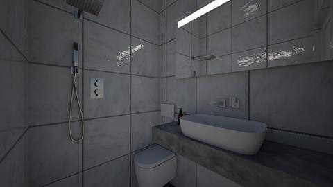 N300 bathroom1 2 - Bathroom  - by 32000