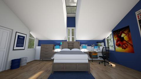 Nicholas - Bedroom  - by SammyJPili