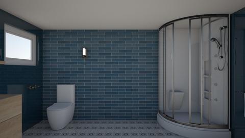26 Rochelle Dr Bathroom  - Modern - Bathroom  - by RehabMaster