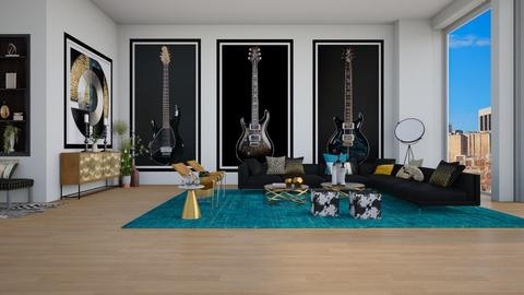 Guitars - by jade61356