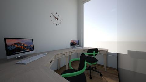 Ingles - Minimal - Office - by oriolo