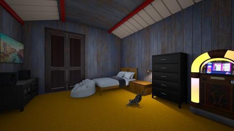 Teenager bedrooms - Bedroom  - by Avo Conavo