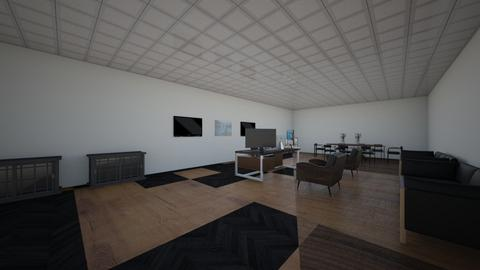 blackwater - Modern - Office  - by elkhoga