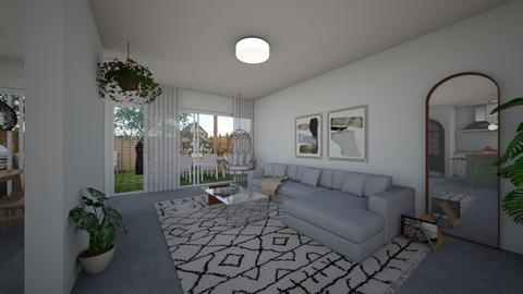 Lital living room 46 - Living room  - by erlichroni