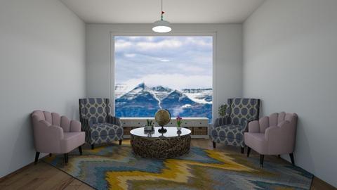 s i m p l e    r o o m - Modern - Living room  - by Pheebs09
