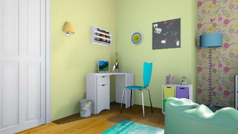 Kids room - Modern - Kids room  - by Bednna