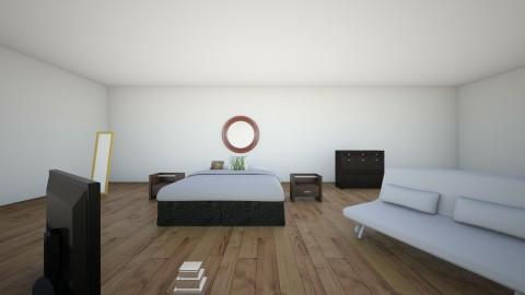 AALIYAH - Bedroom - by Queen_Lea
