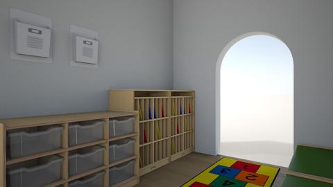 Biblioteca de aula - by Sofiagp34