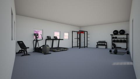 gym - by miriam231