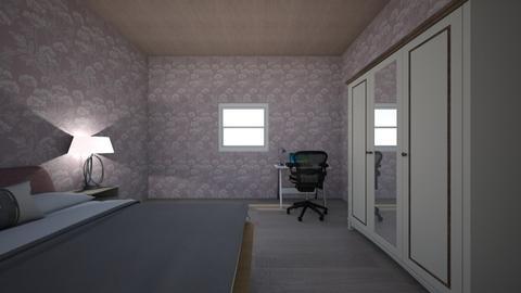 my bedroom - by federicaaa09