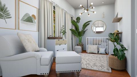 Nursery - Kids room  - by doreshajackson1