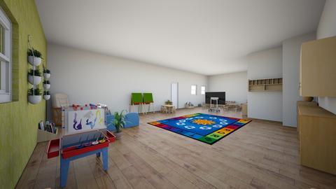 Pre School Room  - Kids room - by JZVGPCUDBLYHAZLMXYZUNCKHZYJMJGM