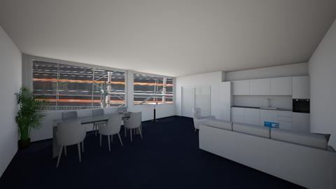 Grey Kitchen - Kitchen - by The New Kitchen