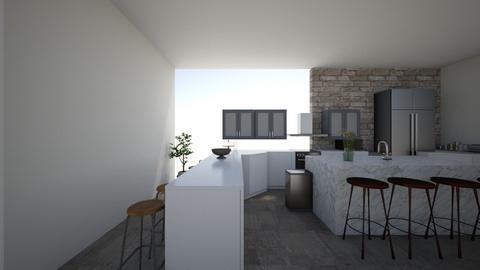 Kitchen - Kitchen - by clarainteriordesign
