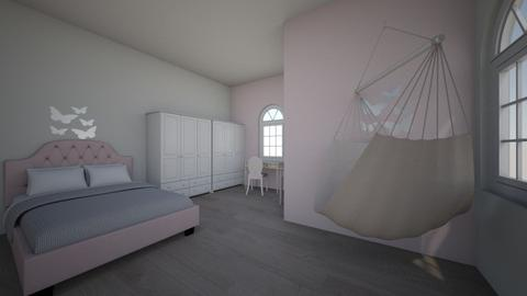 Bedroom for Girl - Classic - Kids room  - by Iziazia12