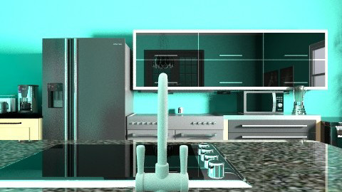 Kitchen - Classic - Kitchen  - by StilesB1