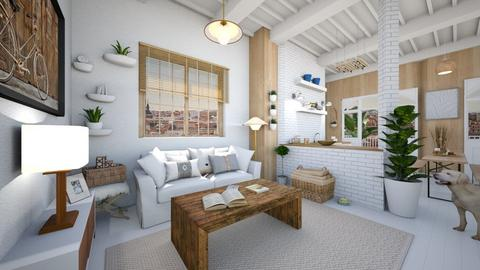 Chango - Living room  - by rasty