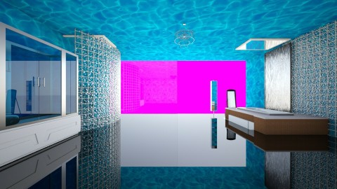 Gorgeous Glass - Modern - Bathroom  - by InteriorDesigner111