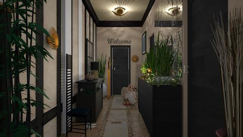 Welcoming Hallway - by Sue Bonstra