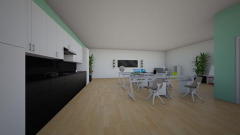 Dream school  - Modern - Office - by Pompoentjuhh