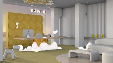Golden Hour - Office  - by dominicjames