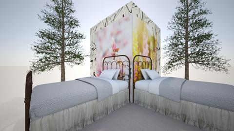 ZING - Eclectic - Bedroom  - by RaeCam