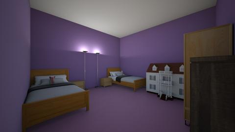 The Fun Room - Glamour - Kids room  - by eedwards