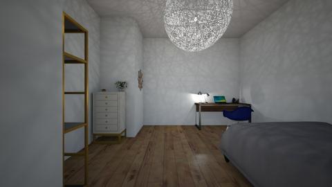 hi - Modern - Bedroom  - by roni936ui