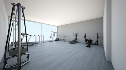my gym - by Anna Niemiec_445