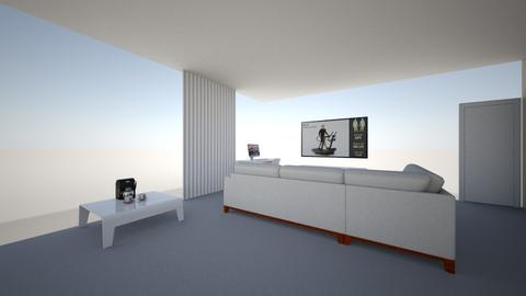 room 2 - Modern - Bedroom - by nw50