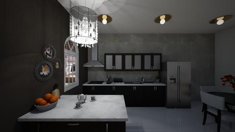 My Kitchen 3i - Kitchen  - by anirah