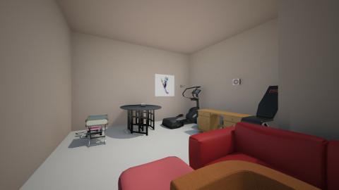 garage - Retro - by neonflex