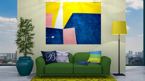 BYG living room - Living room - by allessa
