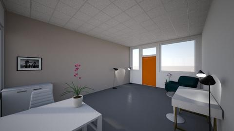 Studio 9 - Modern - Office - by Caatje1979